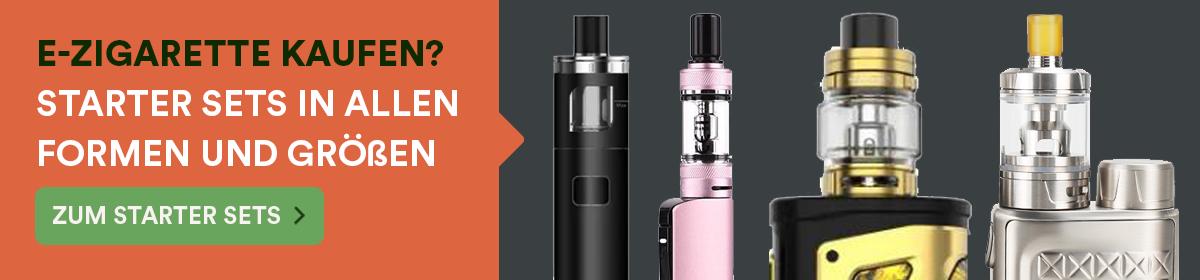 Starter Set E-Zigaretten bei SmokeSmarter