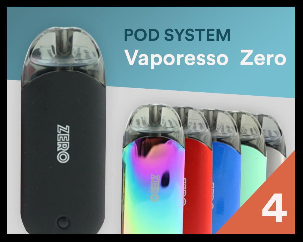 Bester Pod-System 2020: Vaporesso Renova Zero - Bei SmokeSmarter