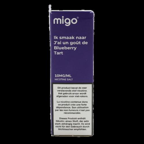 Blueberry Tart (Nic Salt) - Migo