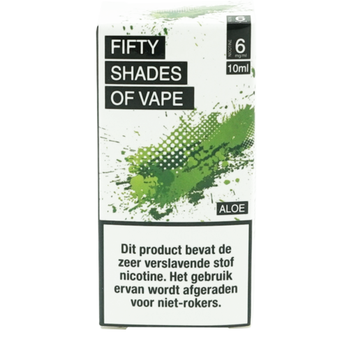 Aloe - Fifty Shades of Vape