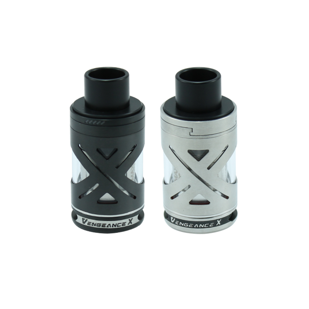 The Council of Vapor Vengeance X clearomizer