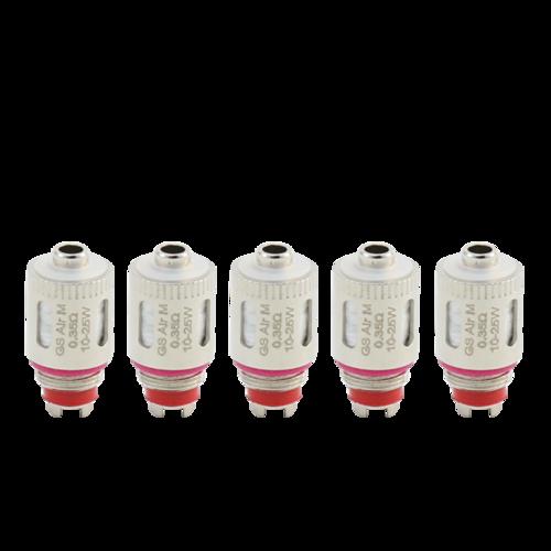 Eleaf GS Air (2) / Basal coils (5 stuks)