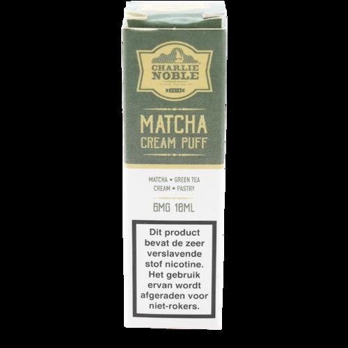 Matcha Cream Puff (THT) - Charlie Noble