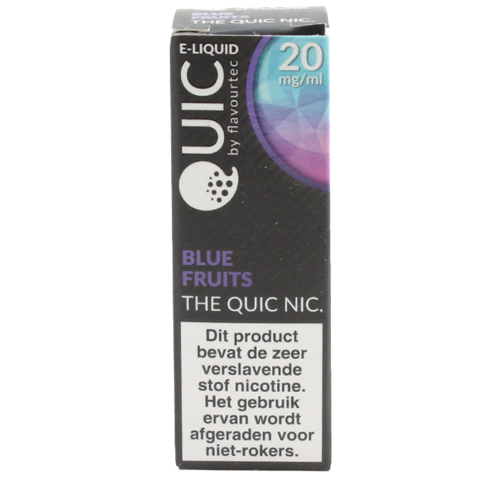 Blue Fruits (Nic Salt) - Quic