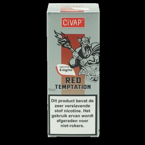 Red Temptation Mix - CiVAP