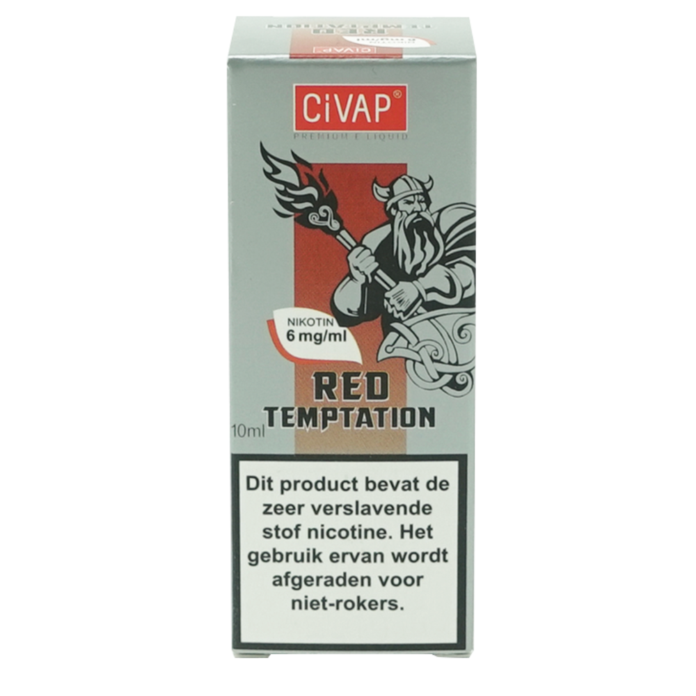Red Temptation Mix - CiVAP