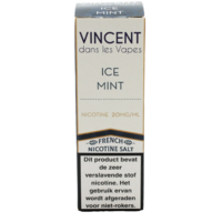Ice Mint (Nic Salt) - VDLV