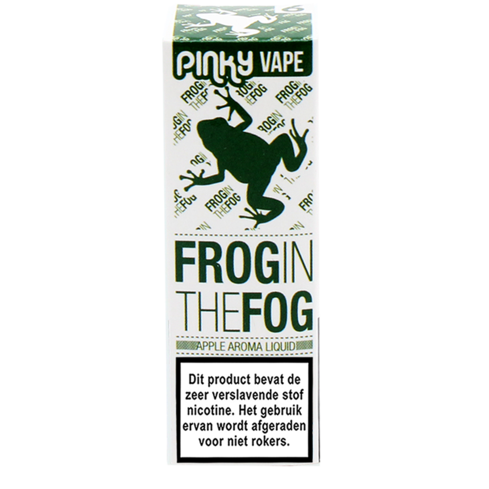Frog in the Fog - Pinky Vape