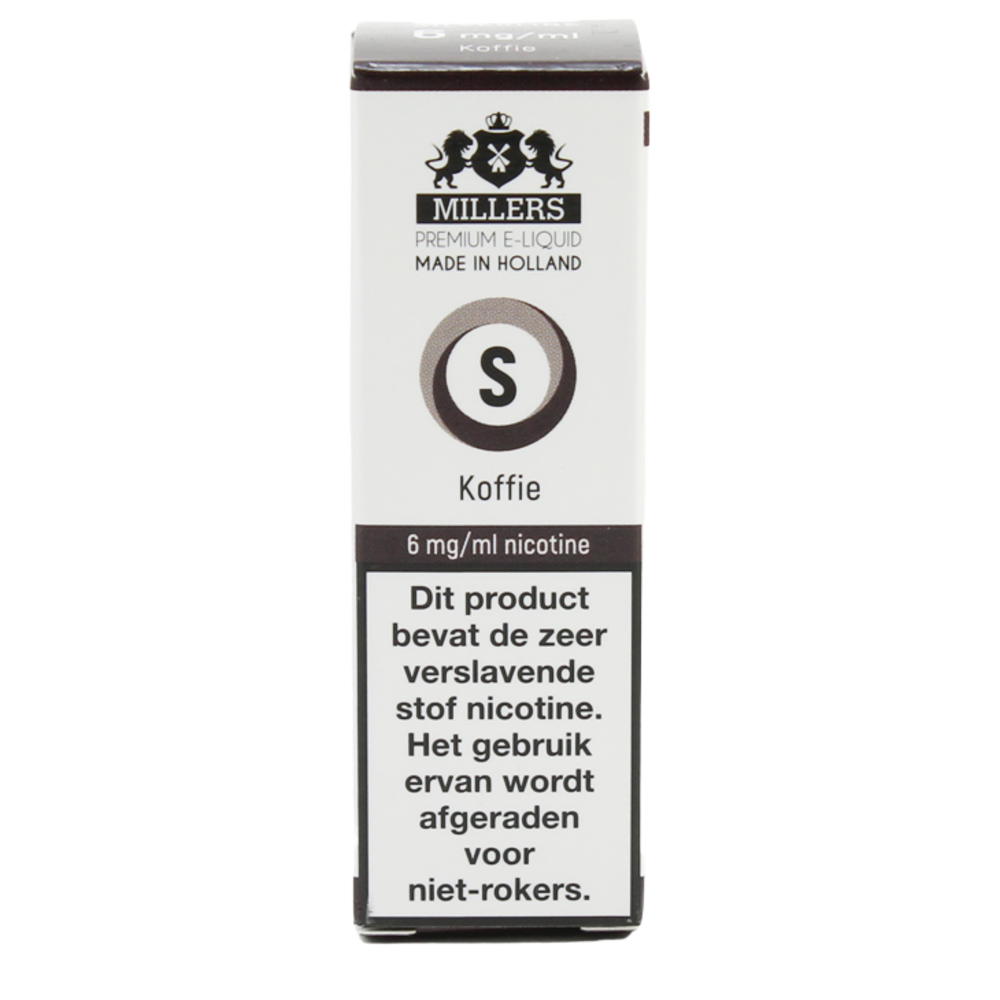 Koffie - Millers Juice