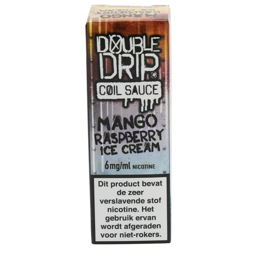 Mango Raspberry Ice Cream (High VG) - Double Drip