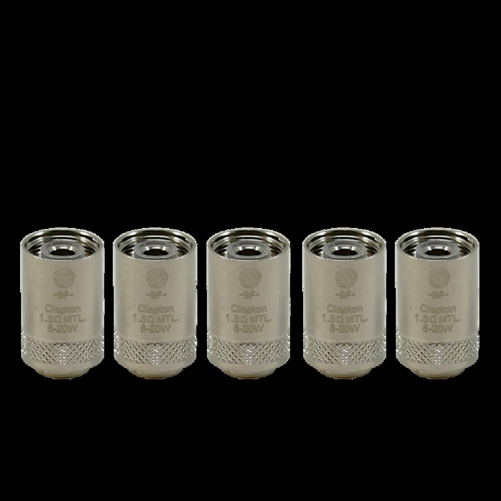 Joyetech Cubis / eGo AIO / eGrip II VT Clapton coils (5 stuks)