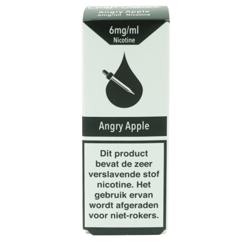 Angry Apple - Craft Vapes