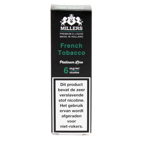 French Tobacco - Millers Juice
