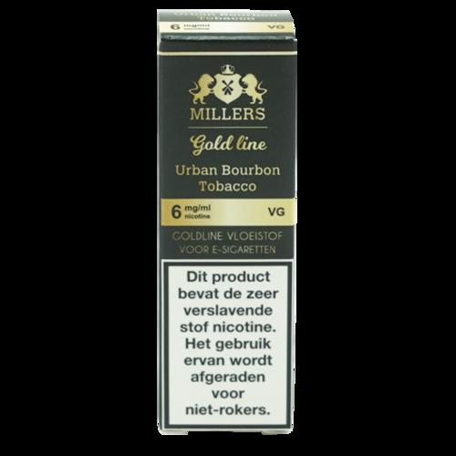 Urban Bourbon Tobacco 100% VG - Millers Juice