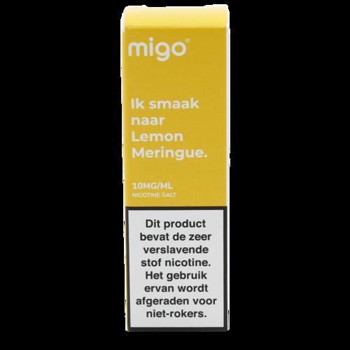 Lemon Meringue (THT) (Nic Salt) - Migo