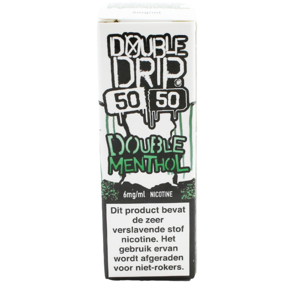 Double Menthol - Double Drip