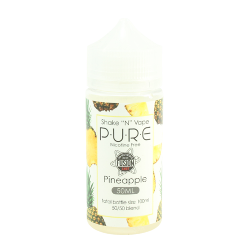 Pineapple - Pure (Shortfill) (Shake & Vape 50ml)