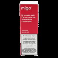 Strawberry Lemonade (Nic Salt) - Migo (BELGIE)